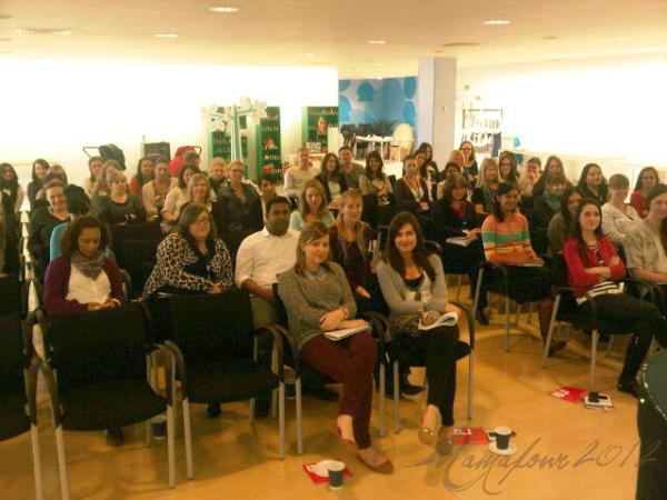 mothercare HQ presentation